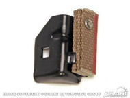 1964-1966 Ford Mustang clutch pedal stop.