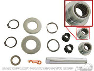 1964-1970 Ford Mustang clutch pedal roller bearing master rebuild kit.