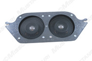"1967-1968 Ford Mustang dual dash speaker, 30 watts, 5"" X 7"""