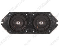 "1964-1966 Ford Mustang dual dash speaker, 3 inch dual core, 30 watts, 4"" X 10""."