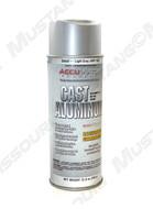 Cast Aluminum Detail Paint