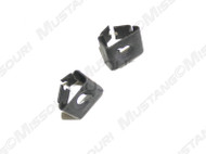 1967-1968 Ford Mustang Arm Rest Mounting Clips