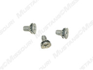 1964-73 Door Latch Screws