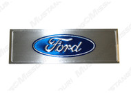 1968-73 Door Sill Tag