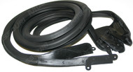 1969-1970 Ford Mustang Door Weatherstrip USA