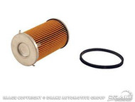 1964-65 Fuel Pump Filter Element Motorcraft