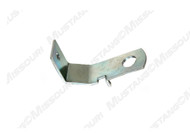 1964-1966 Ford Mustang accelerator spring return bracket, 4 BBL.