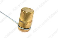 1964-73 Fuel Sender Brass Float