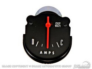 1965-66 Amp Gauge