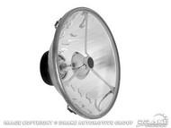1964-73 Headlight Bulb Tri-Bar