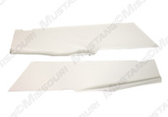 1971-1973 Ford Mustang Fastback sail panels.