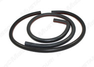 1969 Ford Mustang heater hose for models with factory air conditioning. Concours correct.