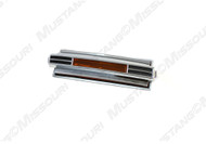 1969-1970 Ford Mustang hood scoop turn signal lamp assembly.