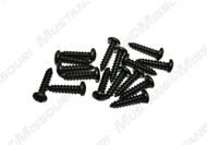 1969-1970 Ford Mustang Dash Pad Screws