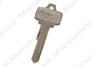 1964-66 Pony Key Blank Ignition & Door