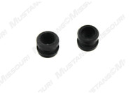 1964-1973 Ford Mustang manual shifter lever grommets, set of 2.
