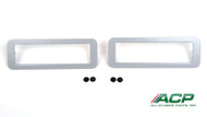 1971-73 Front Side Marker Lamp Bezels