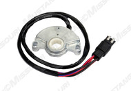 1967-1969 Ford Mustang neutral safety switch for C-4 and C-6 transmissions, after 12-15-66.