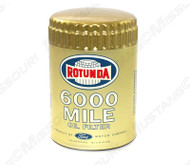1964-66 Concours Oil Filter Gold 6000 Mile