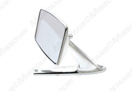 1967-1968 Ford Mustang standard outside mirror, each.  Quality reproduction from Scott Drake Mustang.