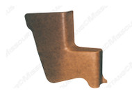 1969-1970 Ford Mustang interior quarter trim upholstery for convertible.