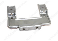 """1969-1970 Ford Mustang top radiator mounting bracket.  Pads not included.  This bracket is for the 24"""" radiator."""