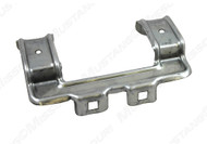 """1967-1968 Ford Mustang top radiator mounting bracket.  Pads are not included.  This bracket is for the 24"""" radiator."""