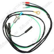 1964-66 Console Wiring Harness Internal w/o A/C