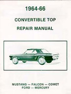 Convertible Top Repair Manual
