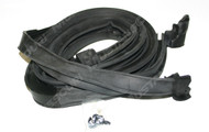 1964-1966 Ford Mustang Roof Rail Weatherstrip Fastback