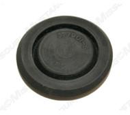 1964-70 Rubber Seat Hole Plug