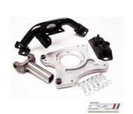 1965-1966 Ford Mustang T-5 conversion kit fits with original 6 bolt bell housing.