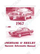 1967-73 Vacuum Schematic Manuals