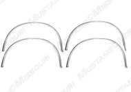 1967-1968 Ford Mustang Wheel Opening Molding Set