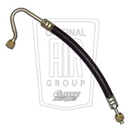 1969-1970 Ford Mustang air conditioning discharge hose. Fits V8.