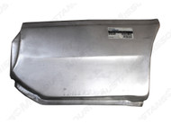 1969-70 Lower Quarter Panel Patch Fastback