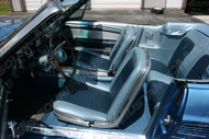 1967 Ford Mustang upholstery.  Front & rear seatcovers for coupe, convertible or fastback.