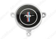 1969 3 Spoke Steering Wheel Emblem