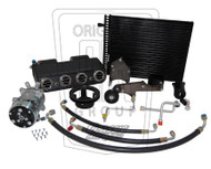 1964-1968 Ford Mustang 6 cylinder and V8 air conditioning system for your daily driver.