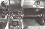 1969-1970 Ford Mustang A/C System Daily Driver