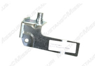 1967-1970 Ford Mustang big block clutch equalizer bracket.  Engine side. Fits 390, 428 & 429 c.i.