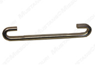 1967-1973 Ford Mustang parking brake cable idler. Fits 6 and 8 cylinder cars.