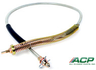 1969-1970 Ford Mustang front parking brake cable.