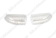 1969-70 Parking Lamp Lens Set Ford