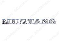 1964 Fender Emblems Mustang Script