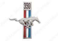 1967-68 Fender Emblem 390 Running Horse