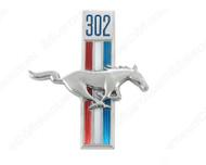 1968 Fender Emblem 302 Running Horse