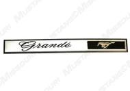 1969-70 Dash Emblem Grande