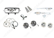 1966 Fog Lamp Conversion Kit