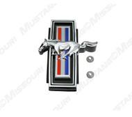 1969 Grille Emblem Running Horse